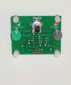 Variable 30 Minute Electronic Timer Board