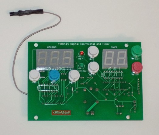 Digital Thermostat and Timer